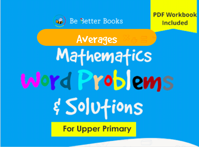 Word Problems - Averages