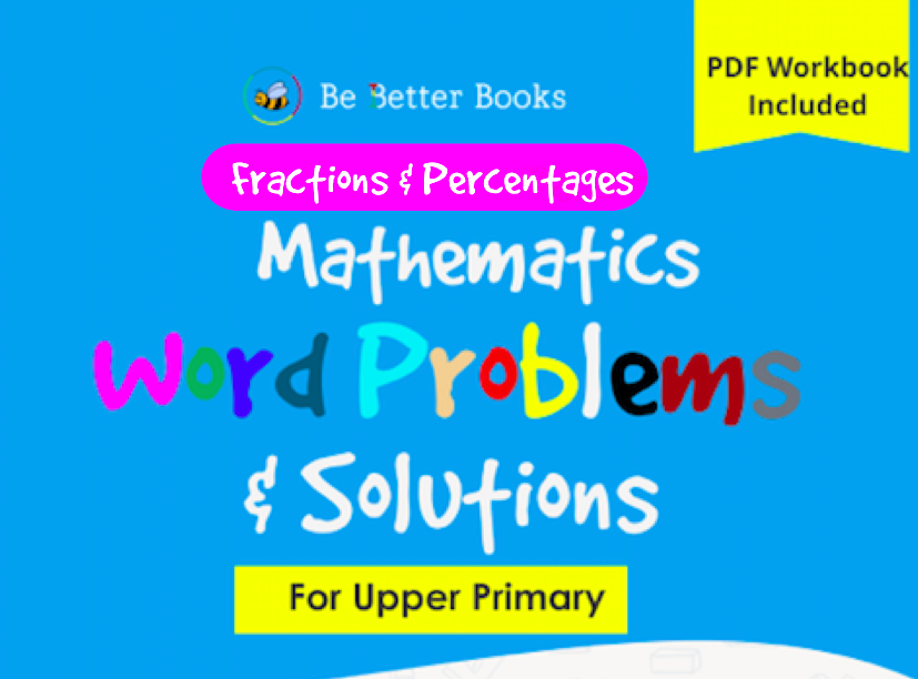 Word Problems - Fractions and Percentages